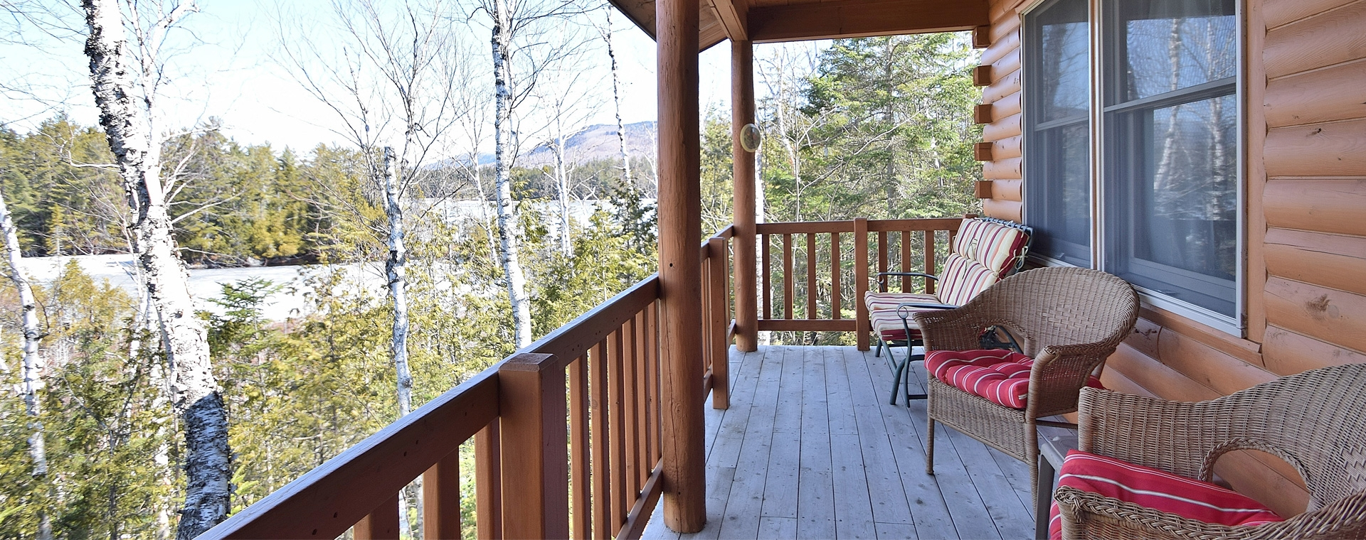 Moosetracks Family Cottages Scenic Overlook